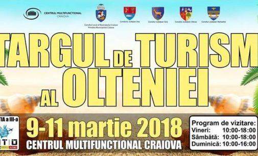 Judeţul Vâlcea, prezent la cea de-a III-a ediţie a târgului de turism al Olteniei