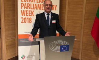"""Vasile Cocoș: """"Cabinetul meu parlamentar este deschis pentru oricine"""""""