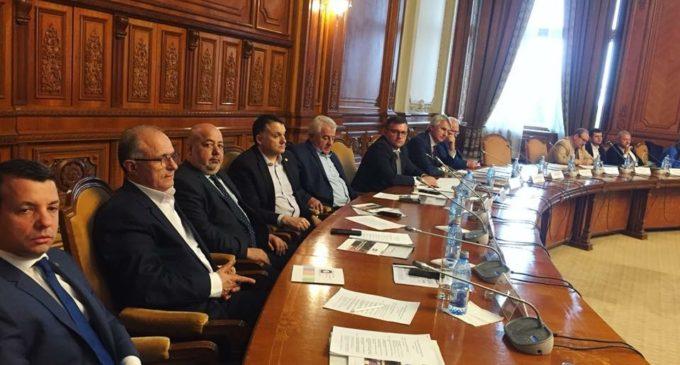 """Vasile Cocoș: """"Este nevoie de măsuri şi termene concrete care să ducă la stoparea traficului ilicit de mărfuri"""""""