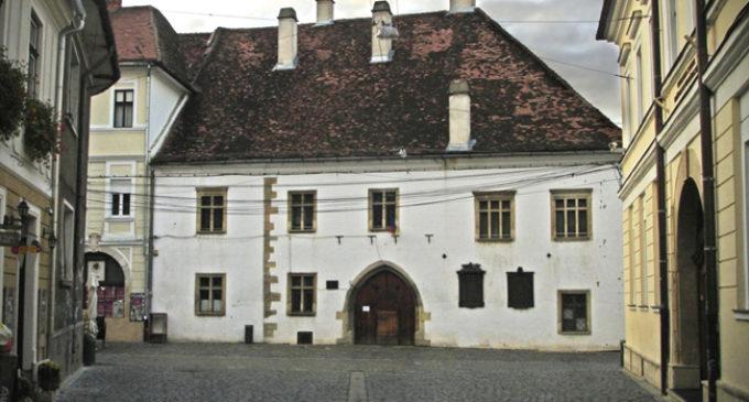Casa unde s-a născut fiul lui Iancu de Hunedoara