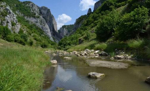 Cheile Turzii, o adevărată fortăreaţă naturală