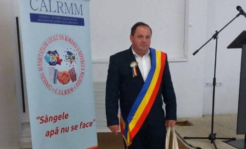 Toma Ciolacu de la Stroeşti, prezent la Chișinău, la cea mai mare şedinţă a primarilor din România şi Republica Moldova