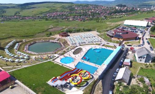 Parcul balnear Toroc, o oază de relaxare