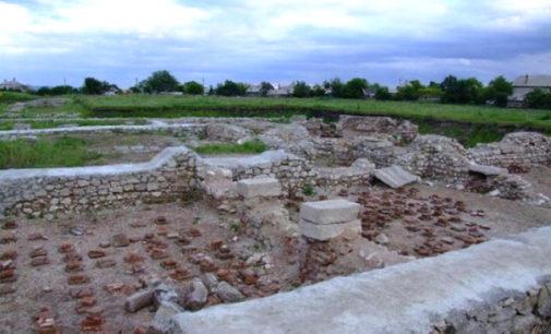 Castrul roman, cel mai interesant obiectiv arheologic din Turda