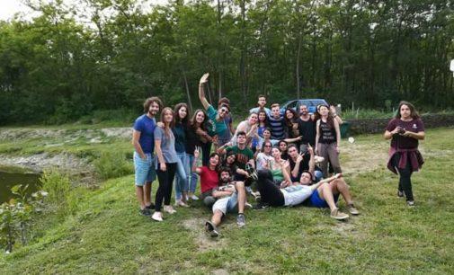 Schimb de experiente pentru tineri, la Milcoiu, prin programul european Erasmus