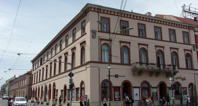 Palatul Rhédey, o clădire istorică a Clujului