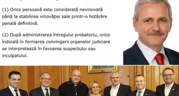 Organizațiile județene, scut în jurul lui Liviu Dragnea. PSD Vâlcea, mesaj de susținere pentru președintele de partid