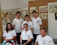 """Dimitrie Goran, elev din Păuşeşti Măglaşi , premiat în cadrul proiectului naţional """"Code Kids- copiii fac coding în bibliotecile publice"""""""