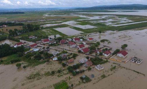 Peste 650 miliarde lei vechi vor ajunge în județul Vâlcea pentru cele 46 de localități afectate de calamități