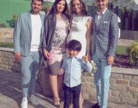 Nuntă superbă pentru Dani Iancu