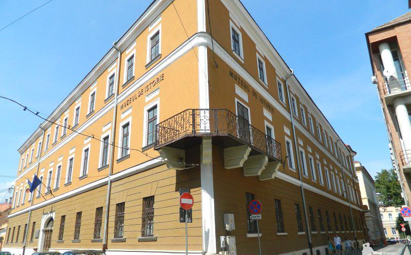 Muzeul Naţional de Istorie a Transilvaniei din Cluj-Napoca, vechi de peste un secol