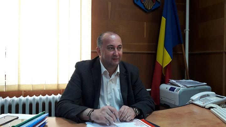 Primarul Sorin Vasilache pregăteşte noi proiecte pentru Băile Olăneşti