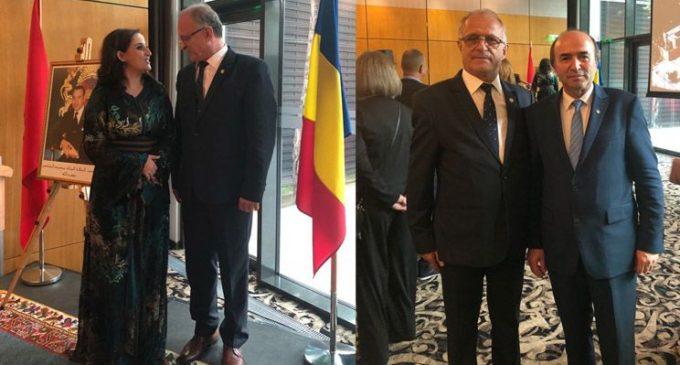 Deputatul Vasile Cocoș, prezent la recepția oferită de Ambasada Regatului Maroc