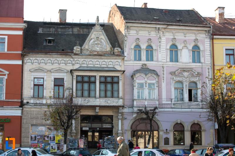 Palatul Wass, o bijuterie arhitecturală în Piaţa Unirii