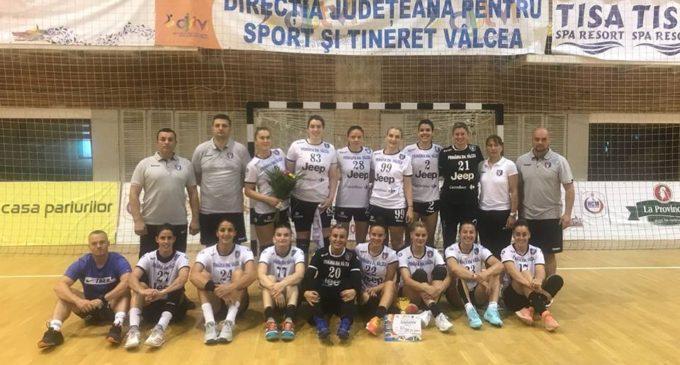 SCM a câștigat turneul de la Râmnicu Vâlcea