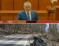 Noi proiecte pentru reabilitarea infrastructurii afectate de calamități în trei localități vâlcene