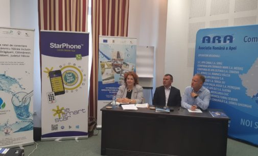 Județul Vâlcea, gazda ședinței de lucru a Comisiei de Comunicare – Relații Clienți a Asociației  Române a Apei