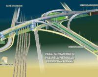 Pasajul Tudor Vladimirescu va avea o nouă arteră rutieră