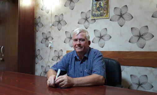 """Dumitru Pirneci: """"La Dăncei nu s-a ţinut cont de culoarea politică"""""""