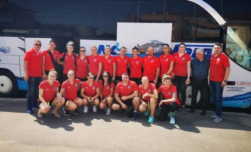 Handbal feminin, Liga Națională, Gloria Buzău – SCM Râmnicu Vâlcea 14-24/  Start bun de campionat pentru Vâlcea