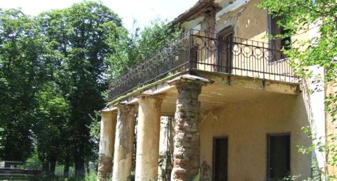 Castelul Béldy din Geaca, un loc bun pentru fotografii inedite
