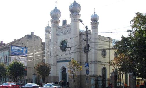 Printre monumentele religioase ale Clujului se numără şi trei sinagogi
