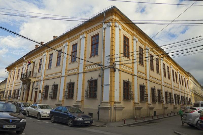 Palatul Tholdalagi – Korda, o bijuterie arhitectonică a Clujului