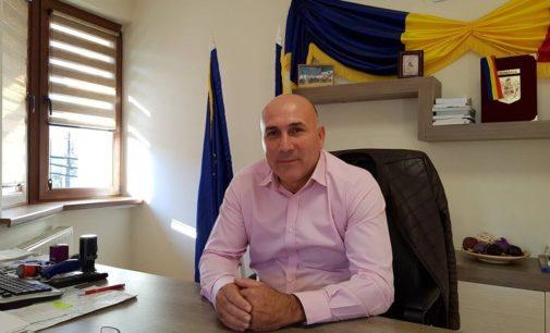 """Ion Vlădulescu: """"Îmi doresc o localitate modernă şi aşa va fi"""""""