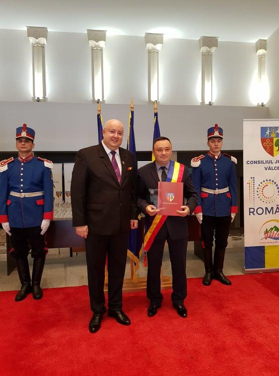 """Daniel Băluță: """"Vaideeniul întotdeauna a ţinut ştacheta sus în tot ce înseamnă cultură şi sport"""""""