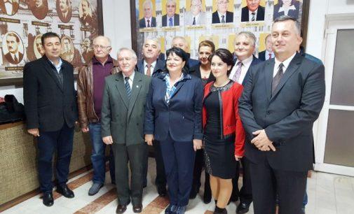 Dumitru Lovin și Iuliana Moise revin în conducerea ALDE Vâlcea. Fostul liberal Adrănel Cotescu a fost și el cooptat vicepreședinte al ALDE Vâlcea