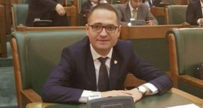 Zi istorică pentru PSD Vâlcea: senatorul Bogdan Matei, numit ministru al Tineretului şi Sportului în Guvernul Dăncilă 2