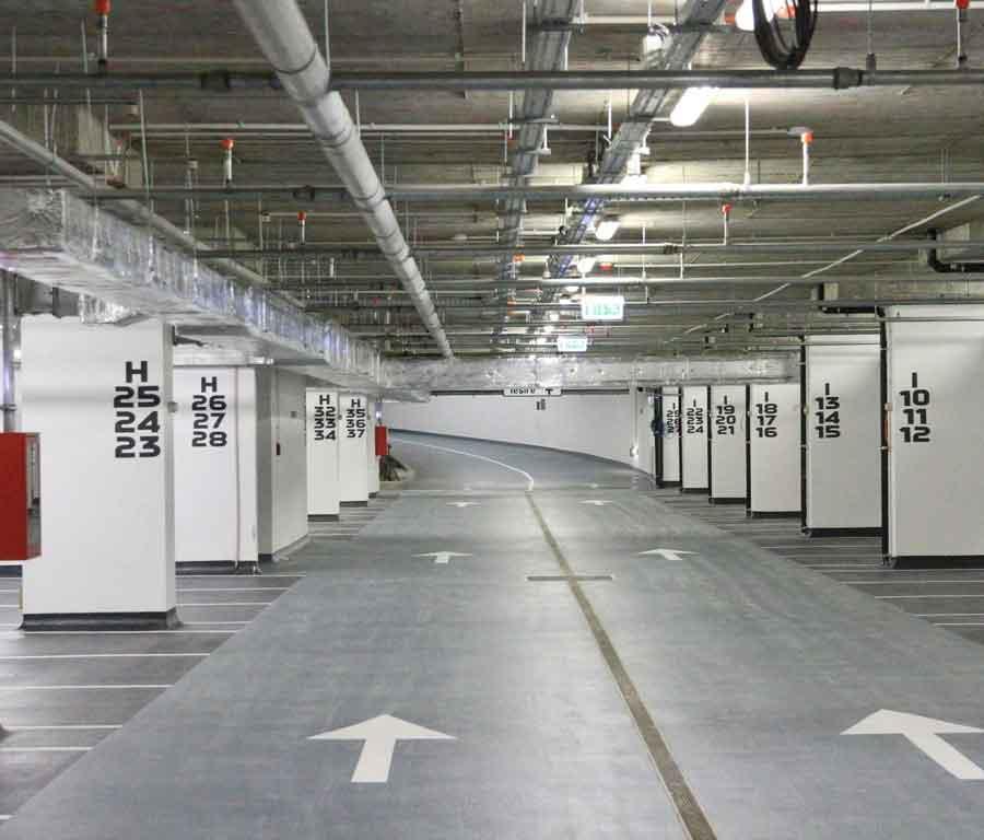 De la 1 noiembrie, parcarea subterană din Zona Centrală nu mai este gratuită