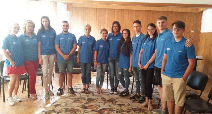 Proiectul Evolution Team, util pentru tineri