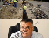 Proiectul de extindere alimentare cu apă şi canal în localităţile vâlcene, stă în mâinile Consiliului Judeţean