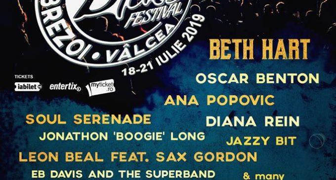 """Cea mai bună voce feminină de blues din lume- Beth Hart, concertează la cea de-a treia ediţie a """"Open Air Blues Festival"""""""