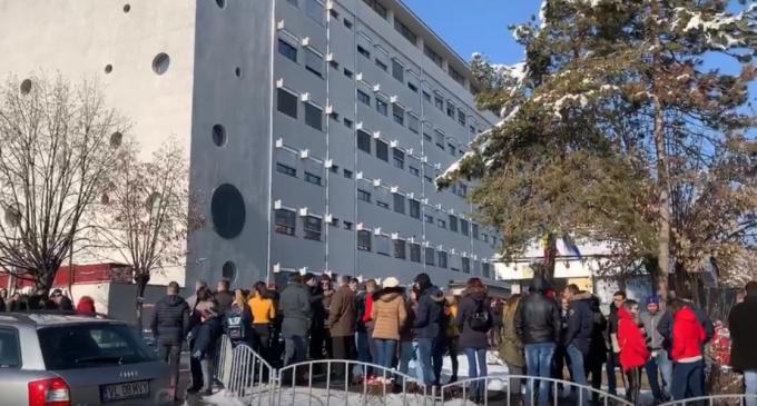 Un nou protest împotriva abuzurilor medicilor va avea loc joi, 17 ianuarie, în fața Instituţiei Prefectului