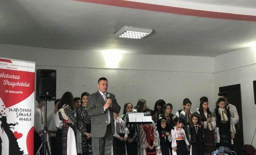 Dragobetele, sărbătorit în comuna Galicea