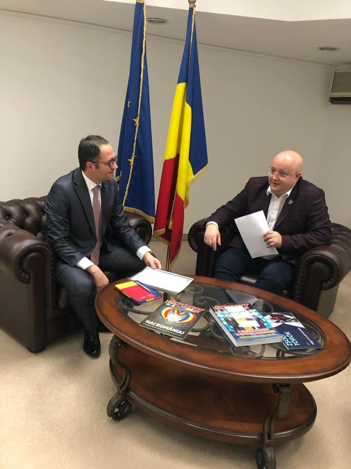 Sportul din judeţ, sub lupa preşedintelui Constantin Rădulescu. Consiliul Judeţean vrea preluarea celor trei tabere şcolare şi a hotelului de lângă Inspectoratul Şcolar