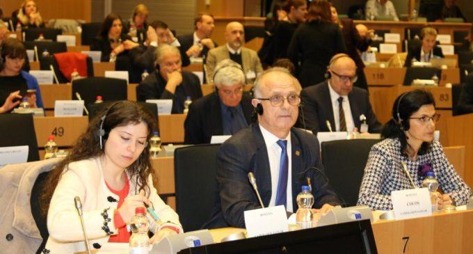 """Deputatul Vasile Cocoş: """"PSD salvează pensiile celor care au lucrat cu acord global"""""""
