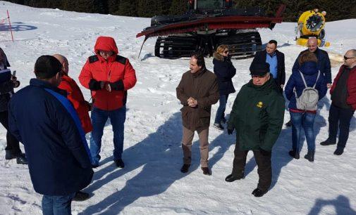 """Constantin Rădulescu: """"La Horezu se dezvoltă o staţiune montană deosebită, care merită toată atenţia noastră"""""""