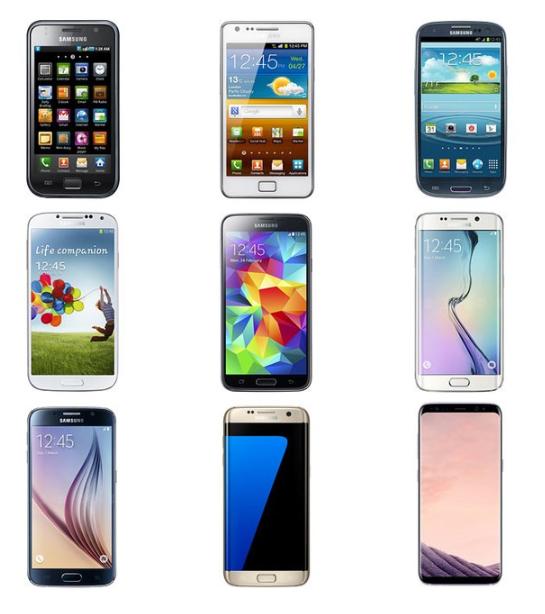 Evoluția linei Samsung Galaxy S: Top 4 cele mai distincte inovații ale uneia dintre cele mai de succes game de telefoane din lume