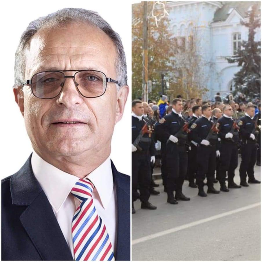Mesajul deputatului PSD, Vasile Cocoș, cu ocazia Zilei Jandarmeriei Române