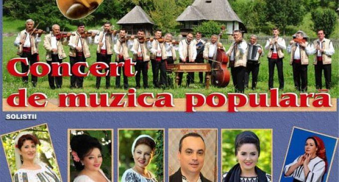 Candidatul PSD la europarlamentare va cânta a treia zi de Paşte, la Slătioara