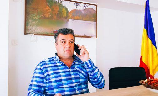 """Tiberiu Costea: """"Nu ne vom opri cu investiţiile. Ne bazăm pe accesarea fondurilor europene"""""""