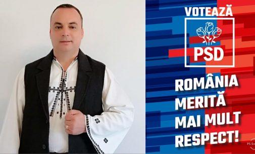 MESAJ ALIN PAVELESCU, candidat la alegerile europarlamentare din 26 mai 2019