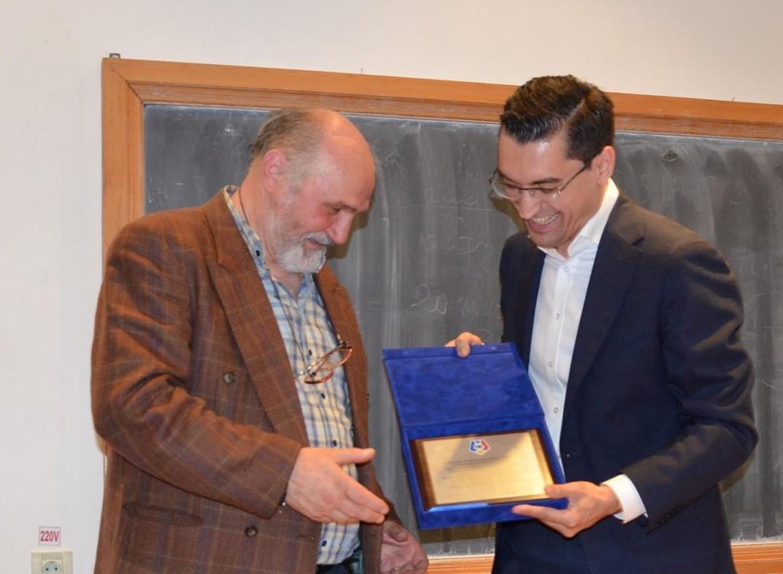 Constantin Pintilie, mândru de realizările de la AJF