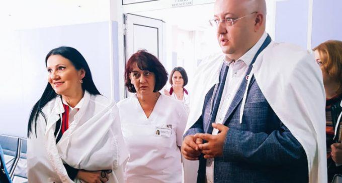 O nouă şansă pentru reînfiinţarea Spitalului de la Bălceşti