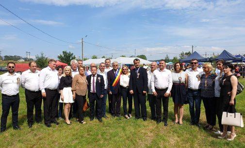 """Galicenii au sărbătorit cea de-a 17-a ediţie a Festivalului """"Teodosie Rudeanu"""""""
