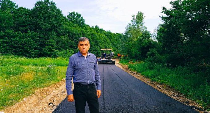 """Apel către parlamentarii vâlceni al primarului de la Pietrari, Nicolae Moraru: """"Este nevoie de amendarea Codului Silvic"""""""