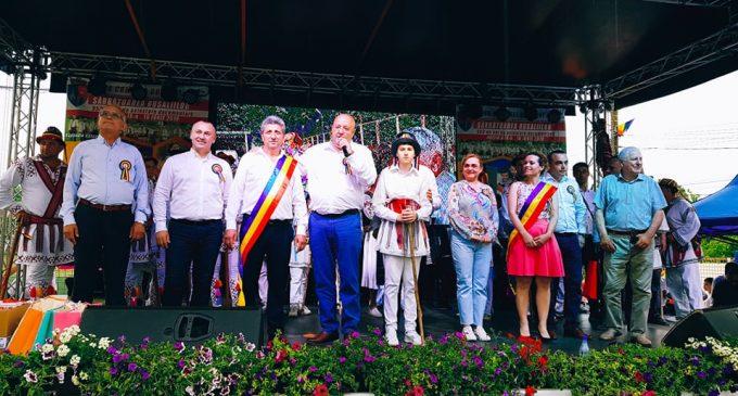 Competiţii sportive, muzică, dans şi voie bună la Ziua Comunei Guşoeni